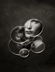 Albert Watson, Fanny with Mirrors, New York City