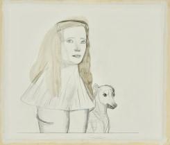 Pat Andrea, Femme et chien 3