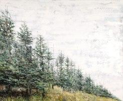 Jeppe Lauge, A diagonal composition