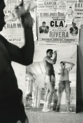 Marvin E. Newman, Cassius Clay (Muhammad Ali), 5th Street Gym, Miami
