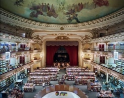 Marchand & Meffre, Teatro Gran Splendid, Buenos Aires