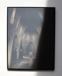 Laurence Aëgerter, Cathédrales Hermétiques, Saint Jeanne d'Arc, Nice, 20th century