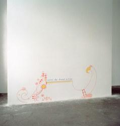 Lily van der Stokker, Voor de draad ermee'