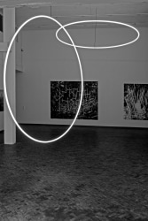 Henk Stallinga, Hanging light constellation