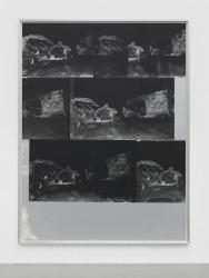 Gavin Turk, Dinosaur Transit Disaster (Silver)