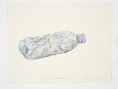 Gavin Turk, Watercolour Water Bottle
