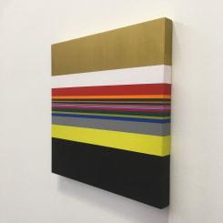 Willem Besselink, Romankleuren - Het pad van de gele slippers - Kade