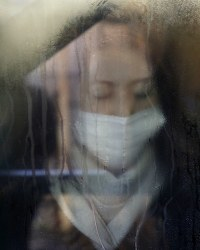 Michael Wolf, Tokyo Compression # 108