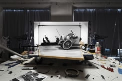 Cortis & Sonderegger, Making of 'Grand Prix A.C.F.'...