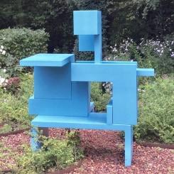 Krijn de Koning, Modular Work (Blue)