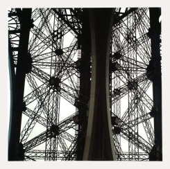 Jan Dibbets, Tour Eiffel 2