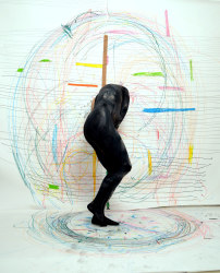 Isabelle Wenzel, Drawing 4.2