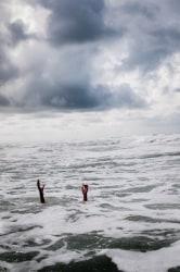 David van Dartel, Loes in de Noordzee/ Loes in the North Sea