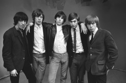 John 'Hoppy' Hopkins, Rolling Stones, Studio Shot