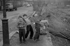 John 'Hoppy' Hopkins, Bomb Site Kids, West London