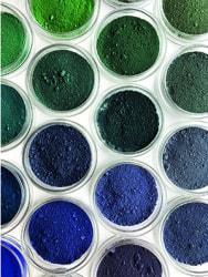Annesas Appel, Laboratory | 120 pigments
