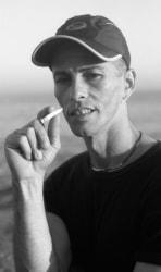 Henry Horenstein, Smoking, El Malecón, Cuba