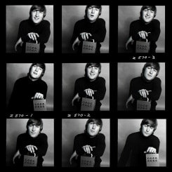 Brian Duffy, John Lennon, Demi-Contact Sheet