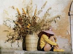 Jacques Henri Lartigue, Florette, Piozzo, Italy