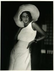 Jacques Henri Lartigue, Renée, Biarritz, France, August