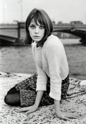 Eric Swayne, Jane Birkin sitting by the River Thames