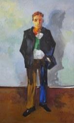 Jacco Olivier, Self-portrait