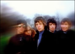 Gered Mankowitz, The Rolling Stones, Behind the Buttons