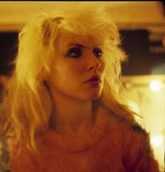 Sheila Rock, Debbie Harry of Blondie, London