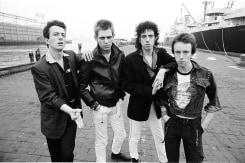 Michael Putland, The Clash on the Pier, New York, USA