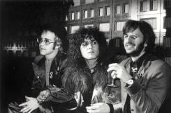 Michael Putland, Elton John, Marc Bolan & Ringo Starr