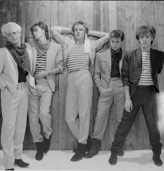 Michael Putland, Duran Duran, Studio Shot,