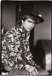 Michael Putland, George Michael of Wham Sydney, Australia