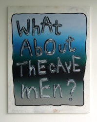 Nokukhanya Langa, What about the cave men?