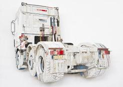 Ron van der Ende, Truck Wash