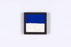 JCJ Vanderheyden, Untitled (Horizon Ultramarino)