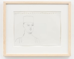Ryan Mendoza, Untitled (Sailor)