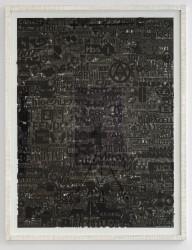 Cristina Lucas, Monochrome (Black)