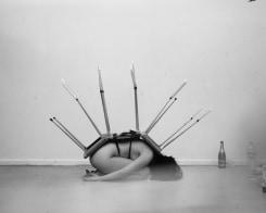 Melanie Bonajo, Furniture Bondage 2007-2009 (Özlem)