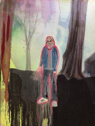 Kim Dorland, untitled