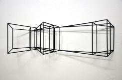 Paolo Cavinato, Wing #1 (glossy black)