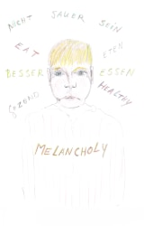 Berend Strik, Melancholy