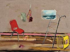 Aaron van Erp, Beenham, ladder en zeegezicht
