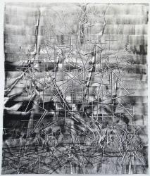 Lenneke van der Goot, Line Sculpture #8