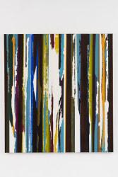 Ruri Matsumoto, Line Broken Blanc Space Blue Braun