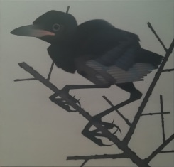Peter Vos, Crow Youngling