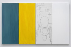 Juliette Blightman, Turquoise, Yellow, Nicole, White