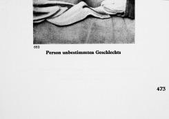 Pauline Boudry & Renate Lorenz, Person unbestimmten Geschlechts (Abstract Drag)