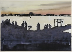 Koen Vermeule, Ufer