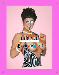 Sarah Maple, What is Female empowerment