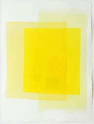 Joachim Bandau, Joachim Bandau, Schwarzaquarelle 2005  [yellow]